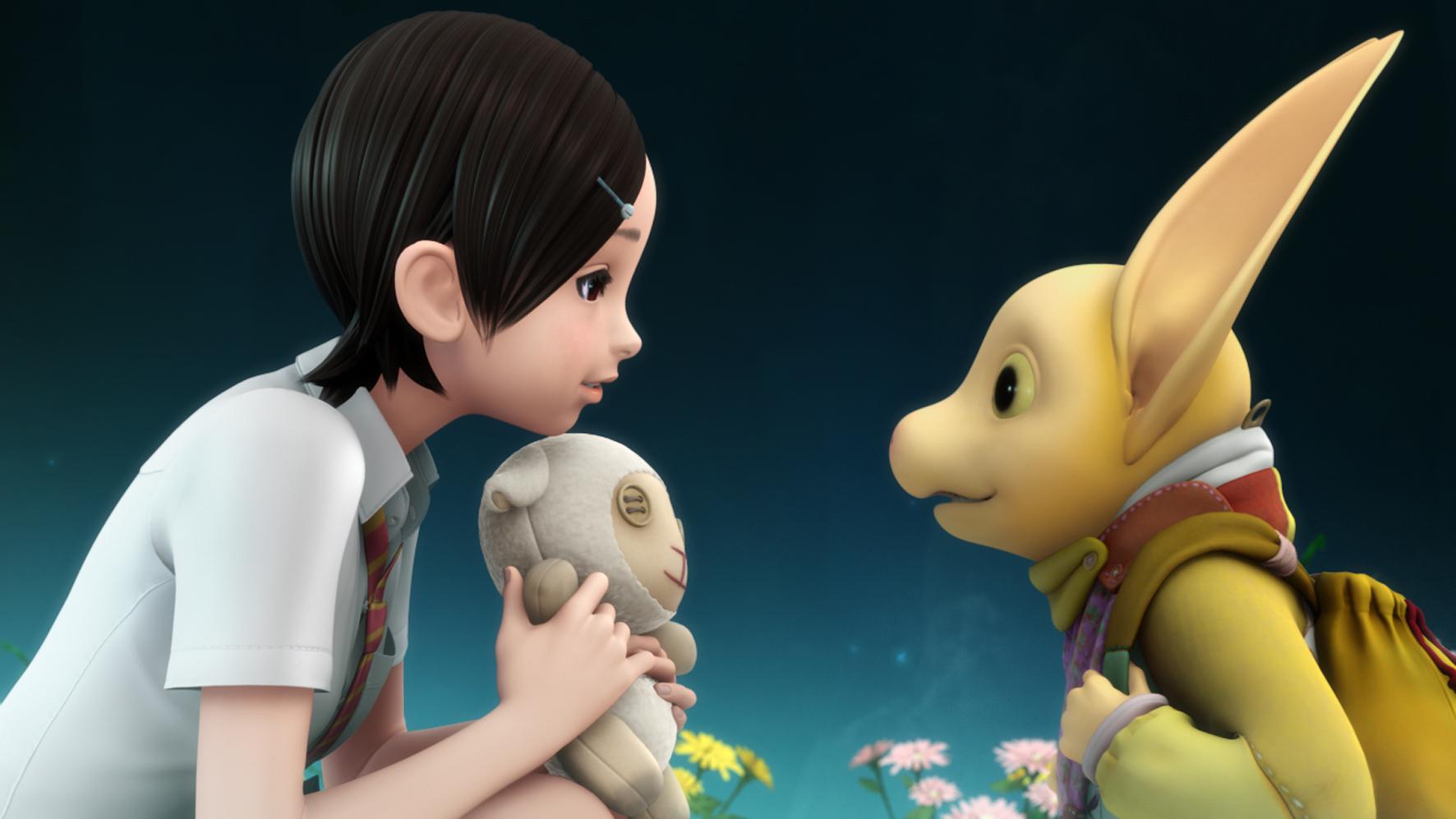 Animax-Programm-Highlights im Mai: Production I.G Hommage - AnimaniA