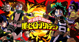 © Kohei Horikoshi / Shueisha ∙ My Hero Academia Production Committee