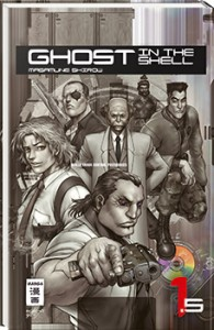 Ghost in the Shell © Masamune Shirow / Kodansha Ltd.
