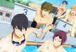 ©Ohji Kouji/Kyoto Animation/Iwatobi High School Swimming Club