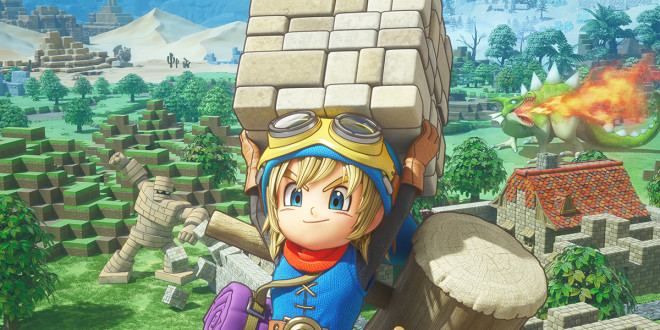 DRAGON QUEST BUILDERS INTERVIEW