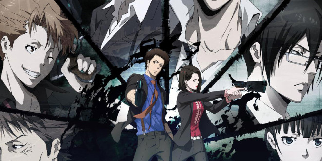 © PSYCHO-PASS Committee © MAGES./5pb. © Fuji Television Network, Inc. Licensed to and published by NIS America, Inc.