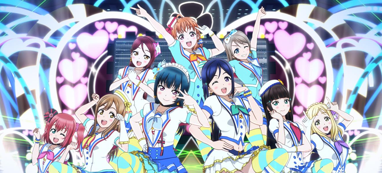 School Idol Project Hierzulande Veroffentlicht Ging Im Sommer In Japan Bereits Die Nachfolge Anime Serie Der Gleichnamigen Vorlage An Den Start