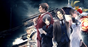 ©Project Itoh & Toh EnJoe / THE EMPIRE OF CORPSES