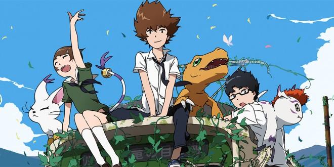 © Akiyoshi Hongo, Toei Animation Film©2015 Toei Animation co., Ltd.