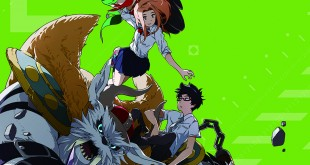 ©Akiyoshi Hongo, Toei Animation Film©2015 Toei Animation Animation Co., Ltd.