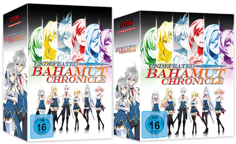 Undefeated Bahamut Chronicle