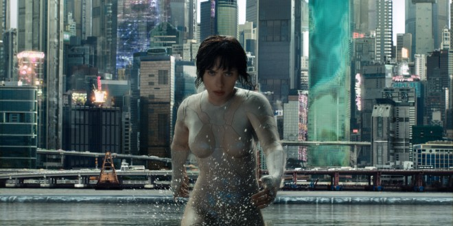 Ghost in the Shell HE-Start