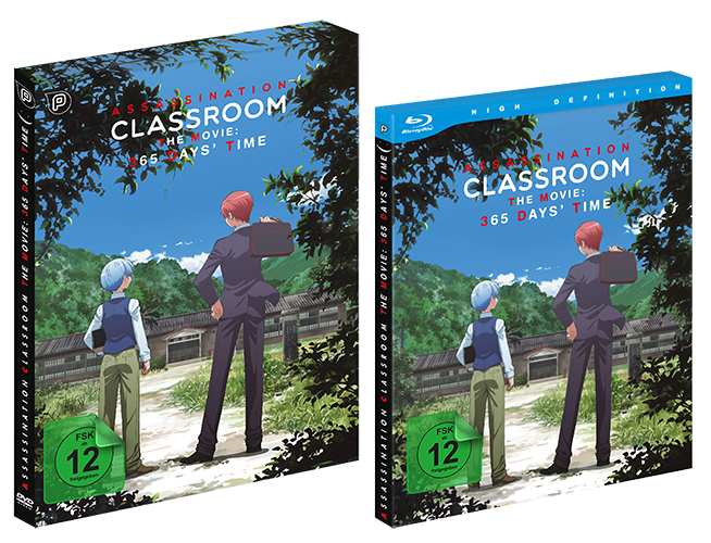 Assassination Classroom: 365 Days