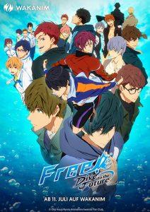The Future Spielt Nach Den Ereignissen Der Ersten Beiden Anime TV Staffeln Und Filmen High Speed Free Starting Days Take Your Marks