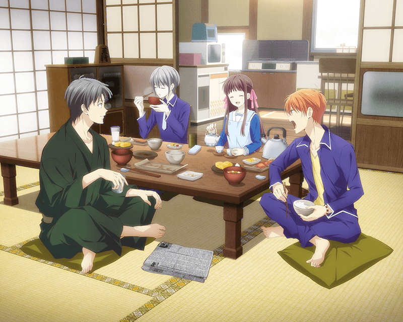 Fruits Basket-