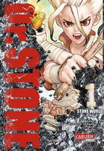 Carlsen Manga 2019 August