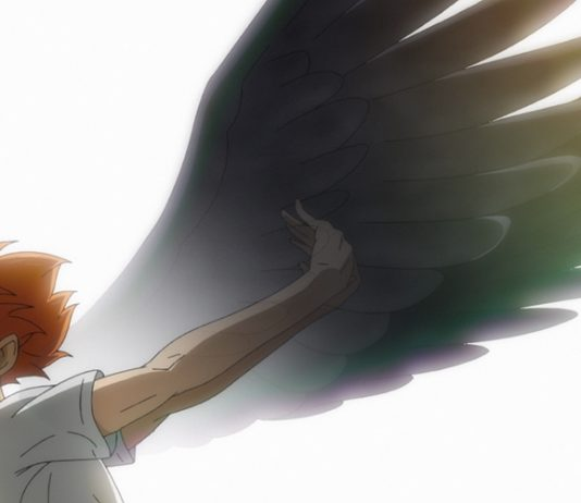 Haikyu!!: TO THE TOP Header