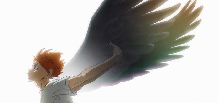 Haikyu!!: TO THE TOP Header