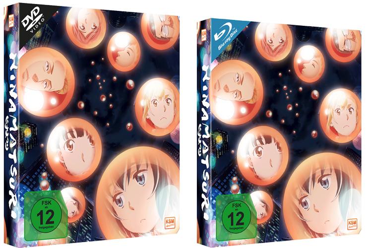 Hinamatsuri Packshots