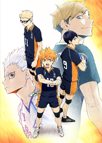 Haikyu!!: TO THE TOP