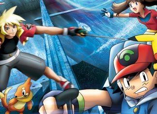 Pokemon 9 Pokemon Ranger Und Der Tempel Des Meeres Gewinnspiel Header