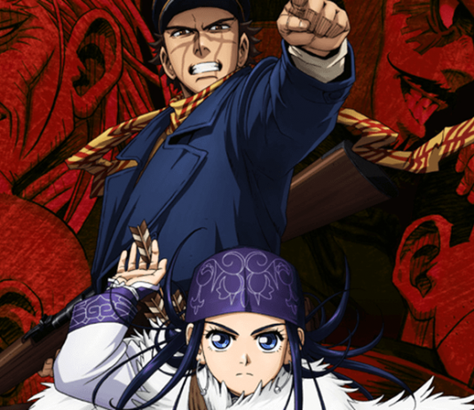Golden Kamuy Header