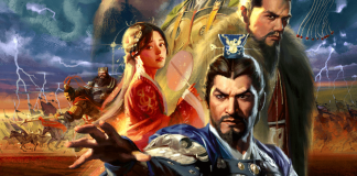 Romance of The Three Kingdoms XIV Header
