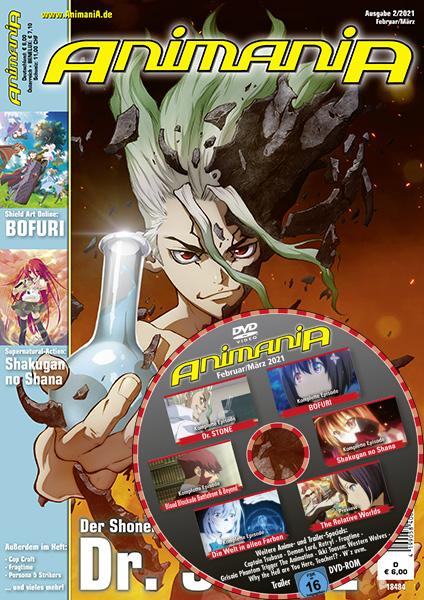 AnimaniA 2/2021 mit DVD