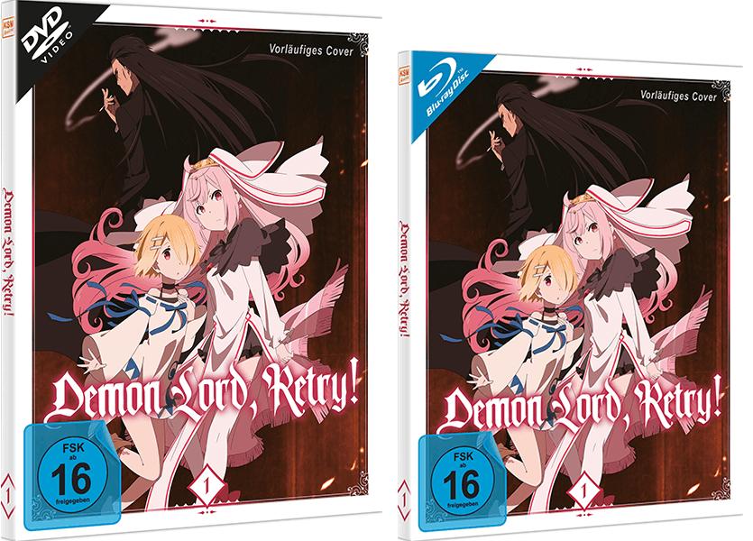 Gewinnspiel: Demon Lord Retry
