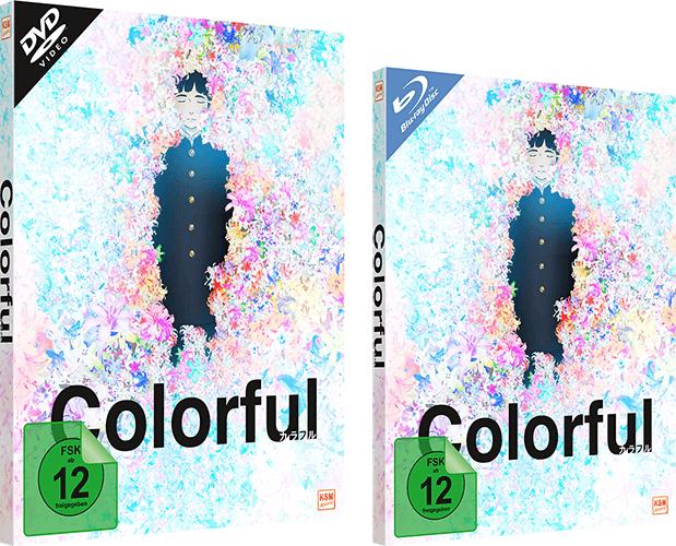 Gewinnspiel: Colorful