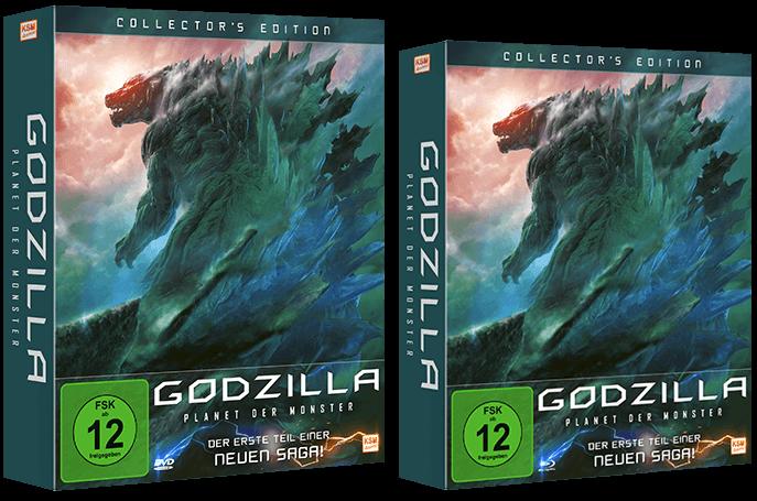 Gewinnspiel: Godzilla – Planet der Monster