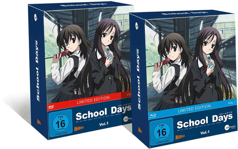 Gewinnspiel: School Days