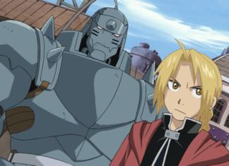 Gewinnspiel: Fullmetal Alchemist Brotherhood