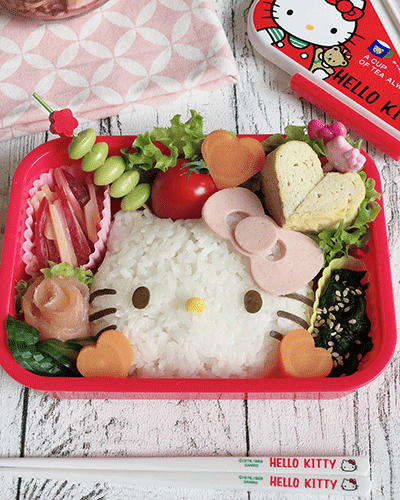 Hello Kitty-Bento