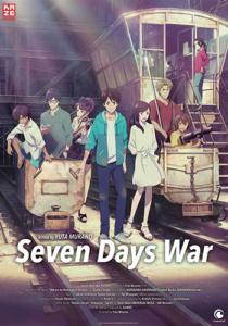 Seven Days War Kino