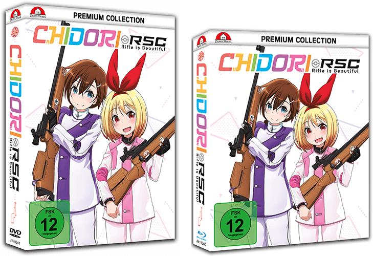 Chidori Rifle